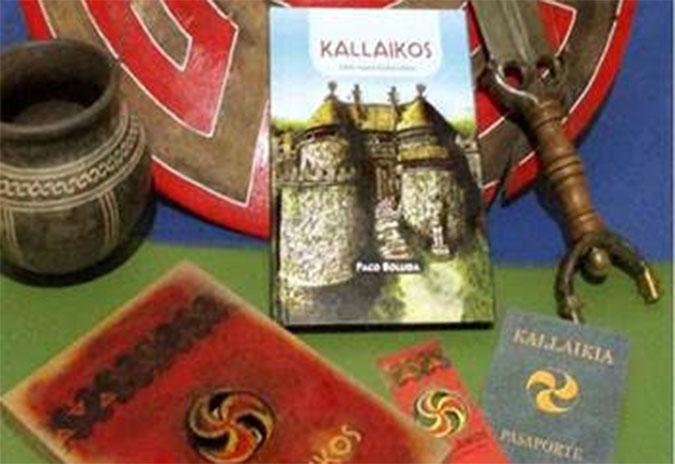 """Presentación do libro """"KALLAIKOS"""" de Paco Boluda"""