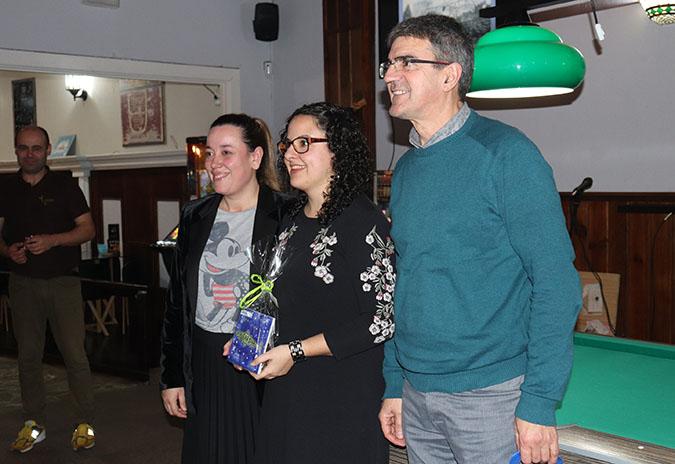 A vida de María Vinyals foi recollida na primeira Barferencia de finais de 2019 na Guarda