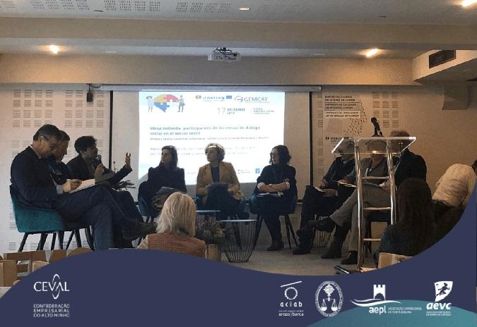 Ceval participa no fórum anual do diálogo social transfronteiriço