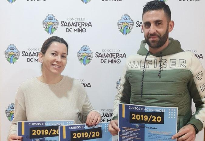 O concello de Salvaterra de Miño presenta o programa de cursos e actividades para 2020