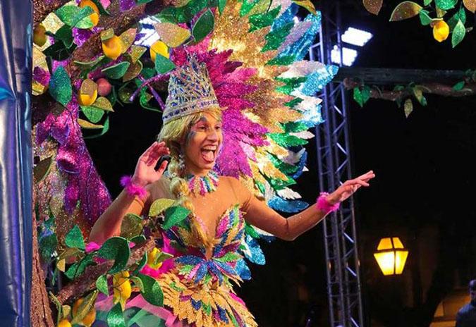O Carnaval em Caminha é já uma referência