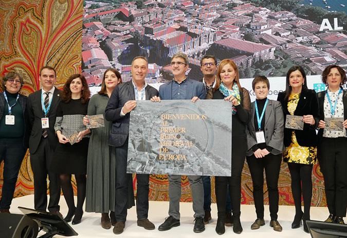 """Protagonismo do Porriño no xeodestino """"Ría de Vigo e Baixo Miño"""""""