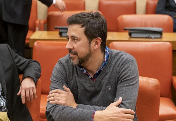 Gómez-Reino será o vicepresidente da Delegación Internacional
