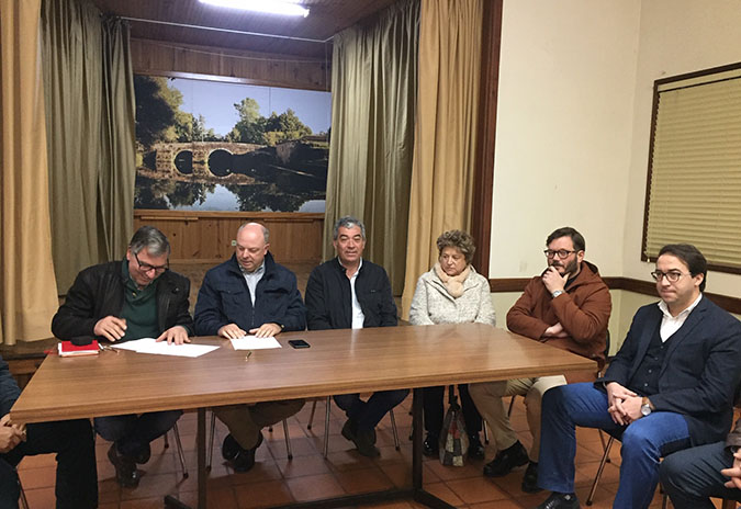 Câmara Municipal de Ponte de Lima Celebra Protocolo de Cooperação com a Associação Banda de Música de Estorãos