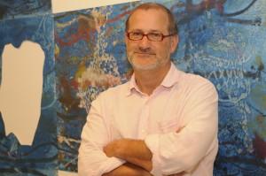 "Manoel Bonabal inaugura en Madrid a súa mostra ""Pingas Gravados"""