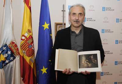 """Presentación en Madrid do libro """"A muralla cohabitada"""""""
