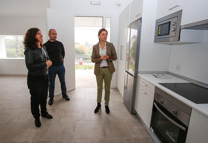 Oia adhírese ao programa de Vivendas Baleiras e crea os rexistros para ofertantes e demandantes de vivenda