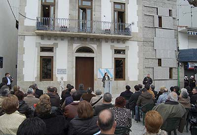 A Casa da Cultura de Salceda continúa incrementando o seu número de usuarios