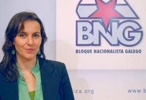 Ana Miranda, eurodiputada del BNG: «As institucións están paradas e os fondos da UE non están logrados»