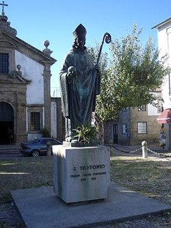 """""""As Viagens de S. Teotónio a Jerusalém"""" em Valença"""