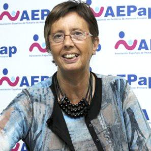 """Begoña Domínguez, pta. Asociación de Pediatría de Atención Primaria: """"O pago asistencial non é eficaz e só permite aforrar a curto prazo"""""""