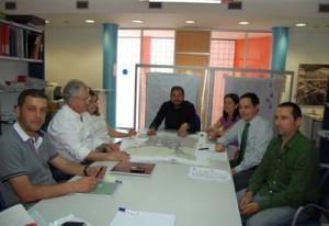 Comezan en Salceda de Caselas as obras de instalación de cable de fibra óptica da empresa R