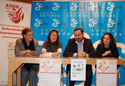 Fin de semana solidaria en Salceda