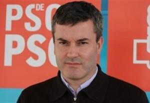 Os socialistas de Salceda prestan o seu apoio a Luis Piña