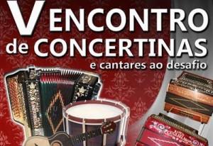 V Encontro de Concertinas e Cantares ao Desafio