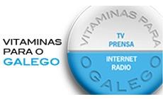 """Presentación de """"Vitaminas para o galego"""" en Redondela"""