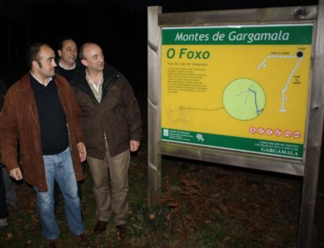 O BNG leva ao Parlamento de Galiza a expropiación do monte comunal de Gargamala