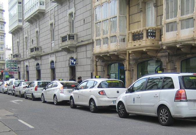 Recomendacións para o colectivo de taxistas durante o Estado de Alarma