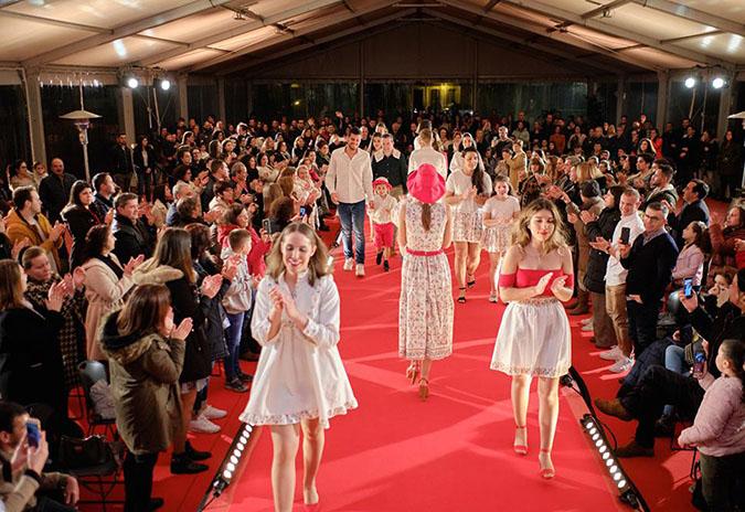 Desfile de Moda: Criações de Fernando Rei encantaram Ponte da Barca