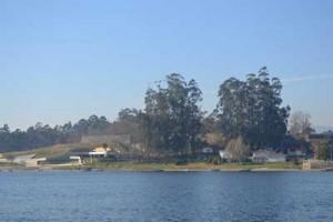 Tomiño abre a fortaleza ao río Miño