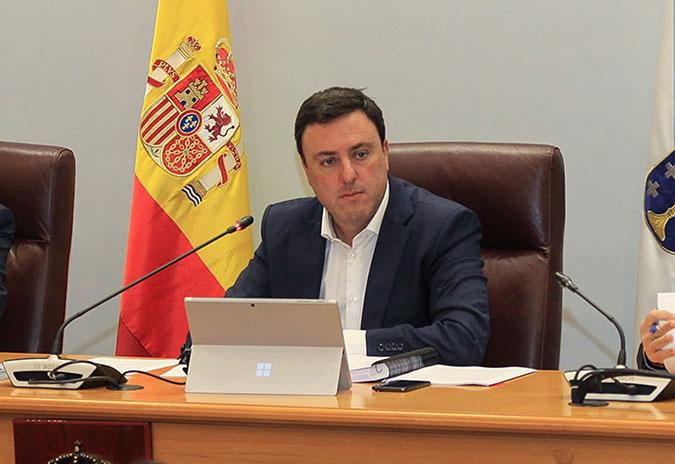 A Deputación da Coruña adianta aos concellos 38,4 millóns de euros da recadación prevista ata maio