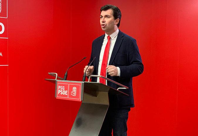 Gonzalo Caballero urxe á Xunta a consensuar co parlamento un plan de medidas inmediatas