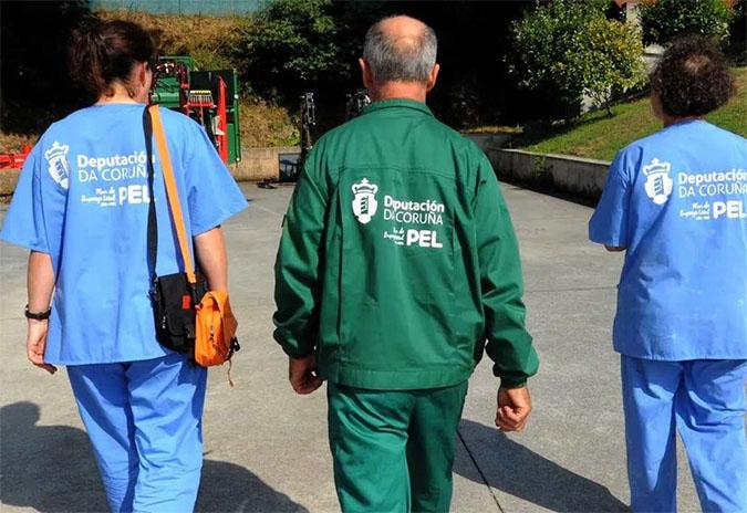 A Deputación da Coruña seguirá tendo o emprego como principal prioridade ata 2023