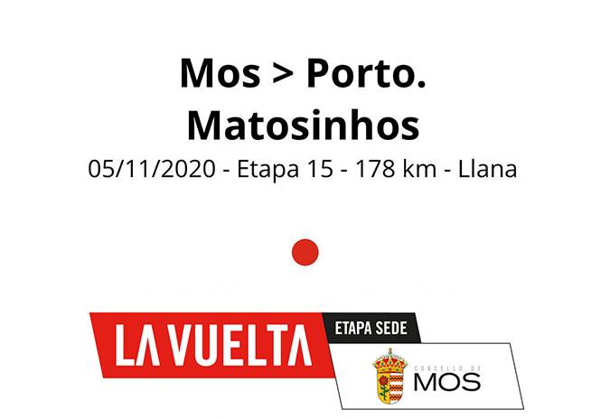 A saída mosense de La Vuelta trasládase ao 5 de novembro