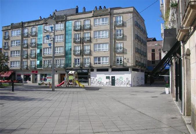 Ponteareas peonaliza o centro en sábados e festivos para garantir unha mobilidade segura