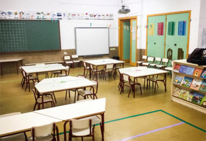 Incumprimento na cobertura de baixas no ensino