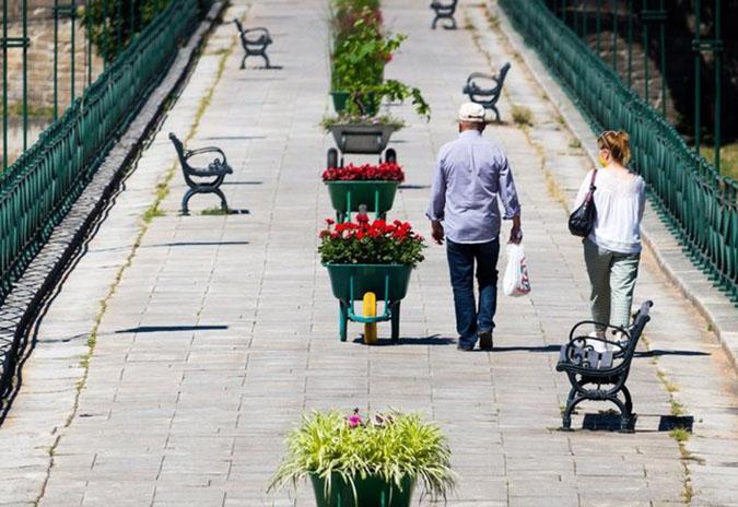 Jardins Nómadas trazem ainda mais cor à cidade de Mirandela