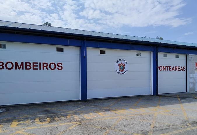 ACiP denuncia a discriminación do alcalde de Ponteareas co servizo de bombeiros