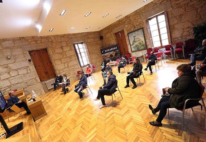 Ponteareas realizará unha celebración histórica do Corpus coa súa recreación virtual
