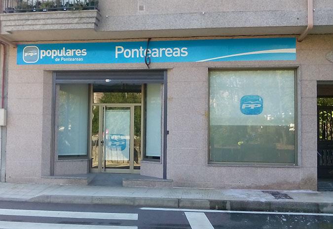 O PP de Ponteareas solicita maior transparencia ao goberno local