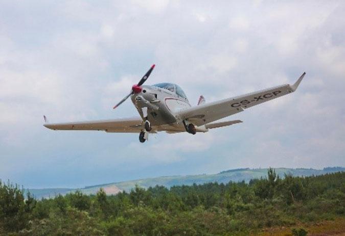 O aeródromo de Cerval associou-se ao municipio de Caminha
