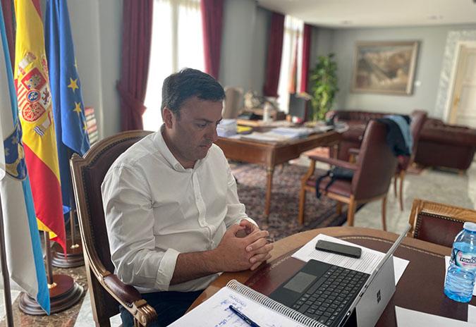 A Deputación da Coruña busca paliar as consecuencias sociais e económicas da Covid-19
