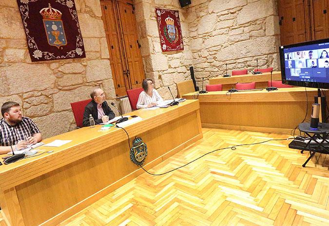 O Consello da Infancia avala as melloras na mobilidade en Ponteareas e insta a continualas