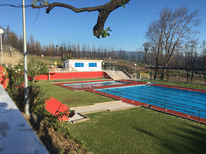 As piscinas públicas da comarca non abrirán as súas portas este verán para garantir a seguridade fronte á COVID 19