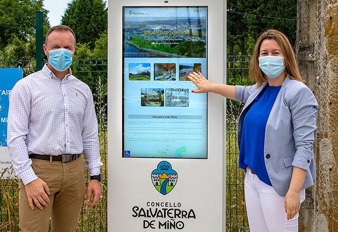 O concello de Salvaterra de Miño presenta a súa nova páxina de turismo