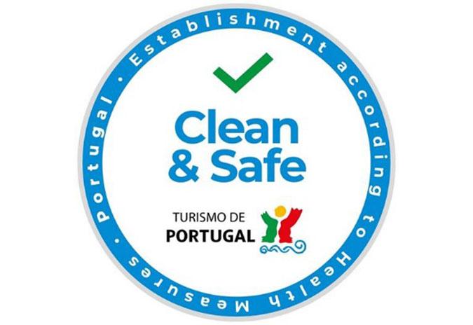 "Turismo de Portugal cria selo ""Clean&Safe"""