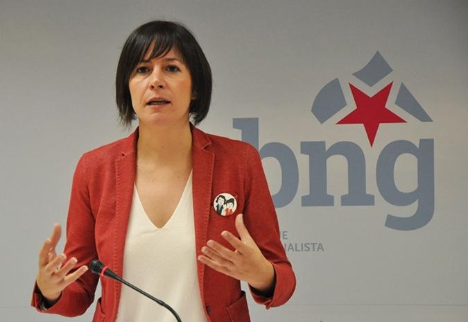 """Necesitamos un goberno galego que lle plante cara ao """"madricentrismo"""""""