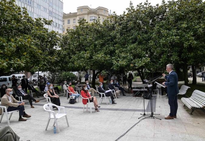 Xunta e Irmandade Xurídica conmemoran o 35º aniversario da primeira sentenza en galego