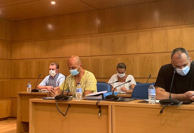 A corporacioón de O Porriño acordou realizar unha análise conxunta, da facturación pendente de pago do concello