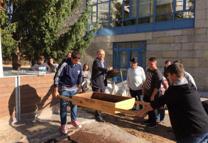 Ponteareas: a cidadanía poderá informarse sobre compostaxe baixo a carpa do programa Revitaliza