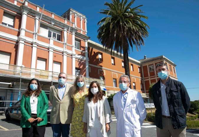 A Concello da Coruña estuda a mellora dos accesos ao Centro Oncolóxico