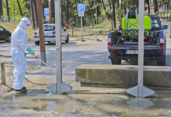 Caminha reforçou medidas de segurança e vigilância fazendo das praias destinos de confiança