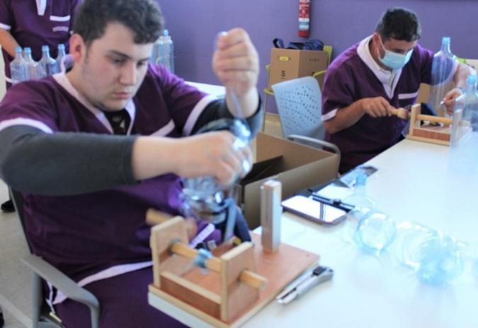 """O proxecto """"Eu quero Razo-Baldaio"""" inicia unha semana de moita actividade, incluído un obradoiro de artesanía"""