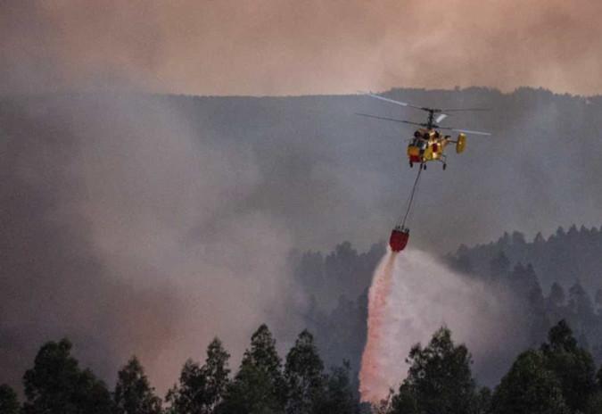 Autarquia arcuense reclama reforço do policiamento, da investigação dos incêndios e o segundo helicóptero