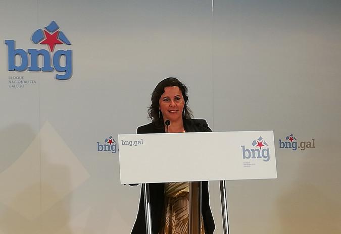 O BNG reprocha a Feijóo que vaia á conferenciade presi dentes sen propostas para Galiza