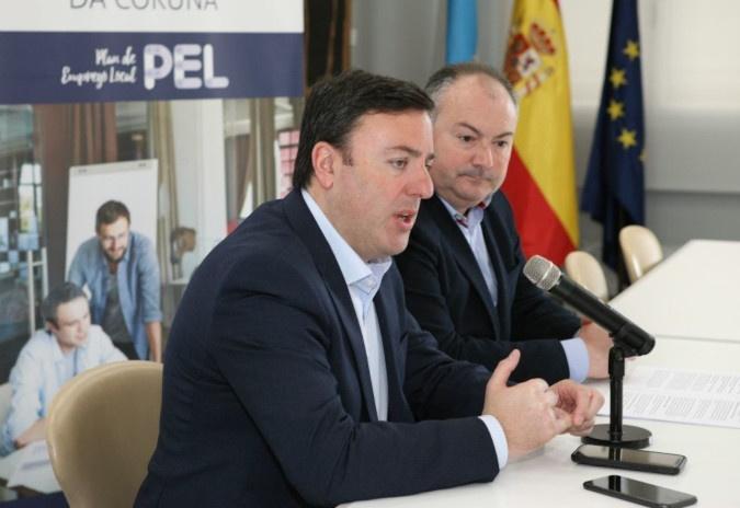 A Deputación da Coruña financiará a contratación de 238 persoas a través do PEL-PEMES